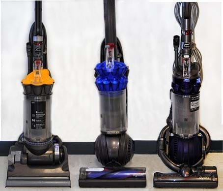 Finished Dyson Repairs