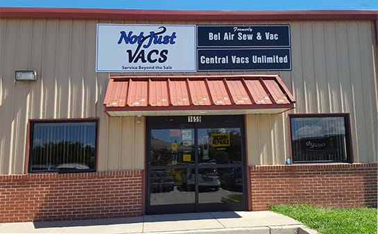 Not Just Vac's - Serving Harford County Maryland